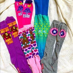 COPY - 💥Fun sock lovers💥Darth, Captain, Scooby, A…